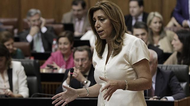 Díaz, «indignada» con el PSOE por llevar tres semanas hablando de sí mismo