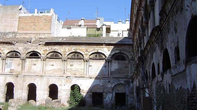 Fachada del convento de San Agustín