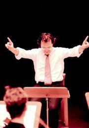 Serguei Teslia dirige desde 1998 la Orquesta de Cámara de la ROSS. ABC