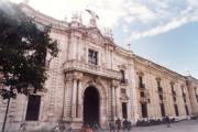 La Hispalense tiene puesta su esperanza en el modelo de financiación de universidades de la Junta. Archivo