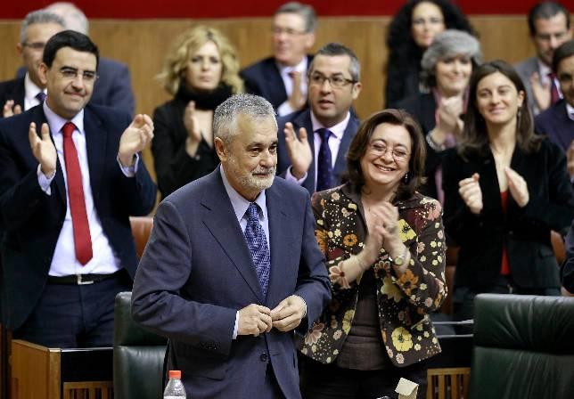 La Junta admite que el déficit de 2011 supera incluso la cifra que dio Arenas