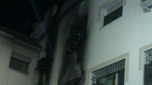 Un incendio en el Colegio Santa Isabel provoca el desalojo de once menores