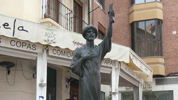 Yehuda Ibn Tibón, en el Realejo de Granada