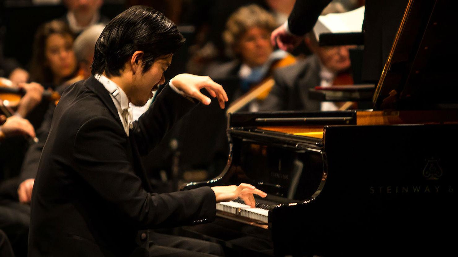 El pianista es el primer coreano que gana este premio