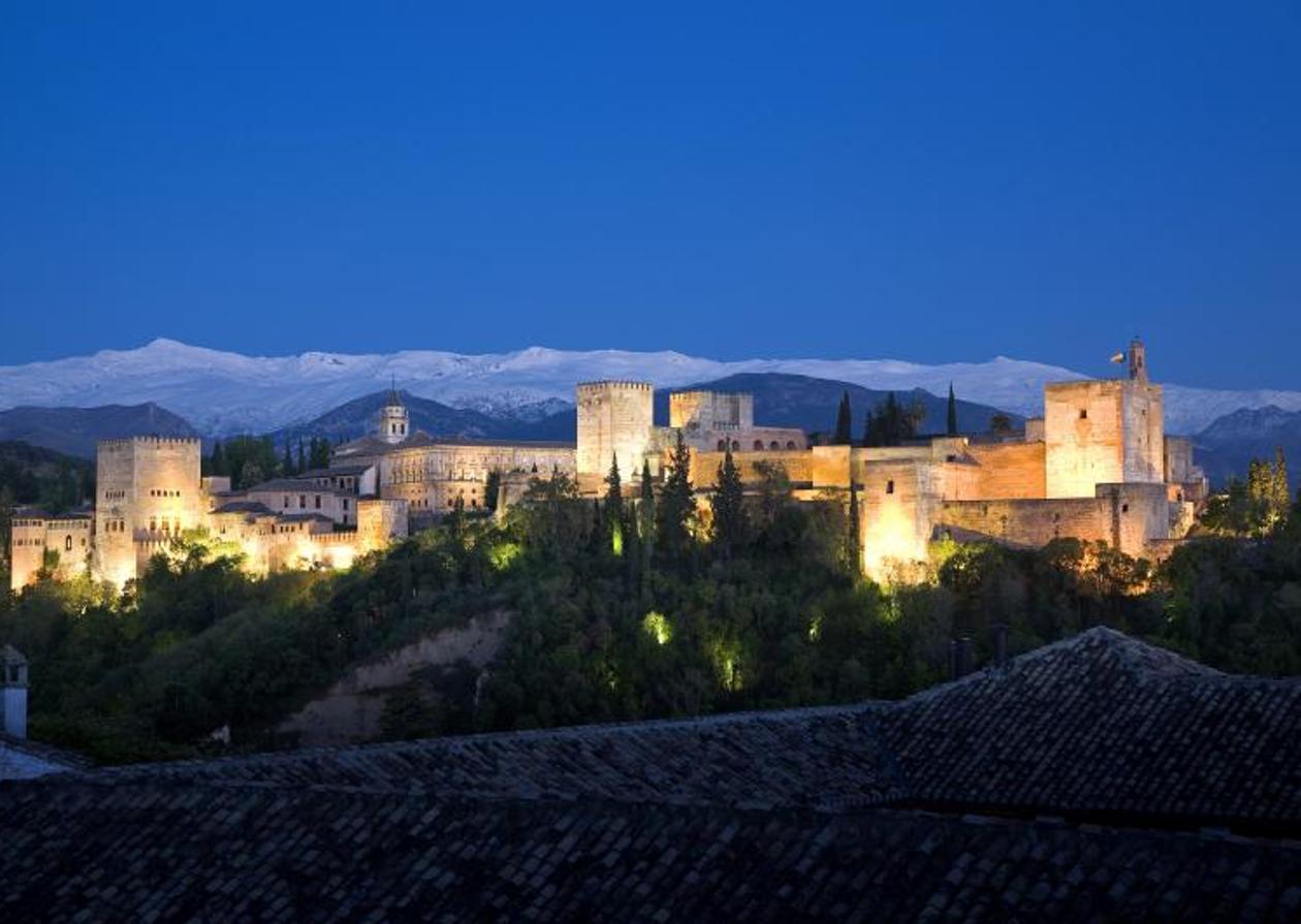 Alhambra, Generalife y Albaicín de Granada (1984,1994)