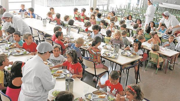 Córdoba, a la cola de Andalucía en comedores escolares y aulas matinales