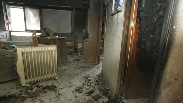 Los braseros son la principal causa de incendios en los hogares
