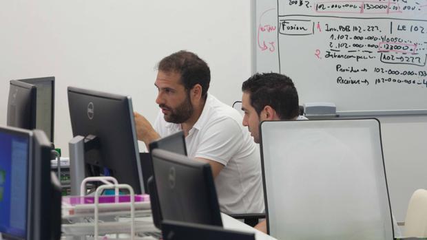 Emprendedores instalados en Rabanales 21