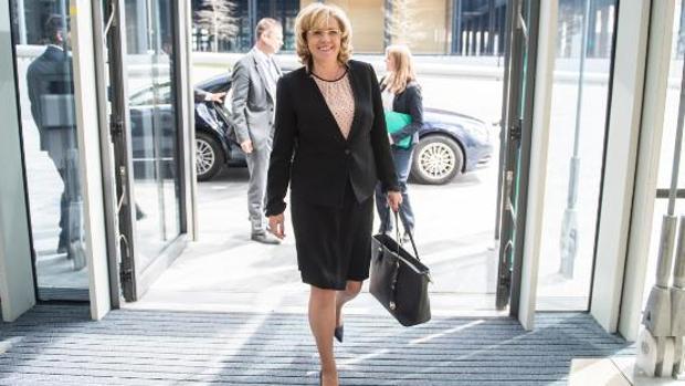 Corina Cretu, comisaria de Política Regional de la UE