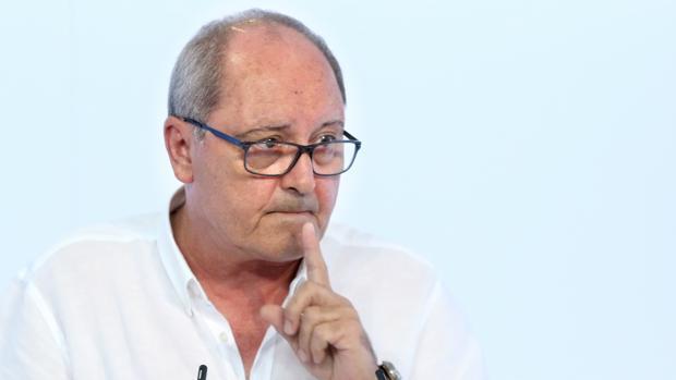 El secretario de Organización del PSOE de Andalucía, Juan Cornejo