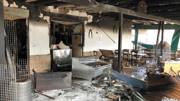 La Explosión De Una Bolsa De Gas Destroza Un Restaurante En