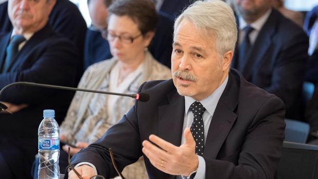 Continua el juicio de la pieza política de los ERE con la declaración de Jacinto Cañete