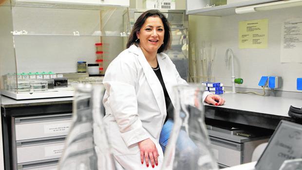La investigadora Mari Ángeles Rosalde