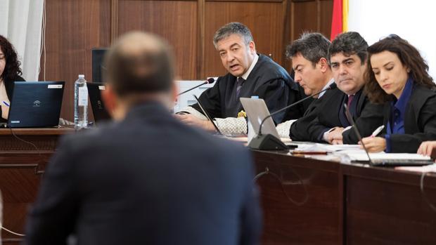 Responsable de la UCO, que declaró el martes en el juicio