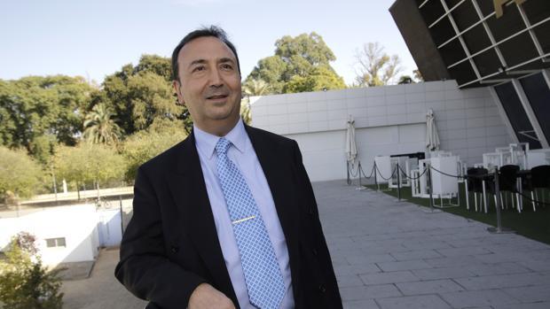José Antonio Calle Peña, presidente del tribunal que juzga la pieza del caso ERE contra 22 ex altos cargos de la Junta de Andalucía