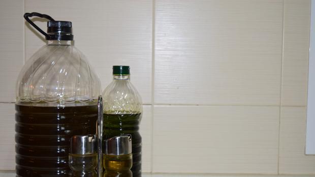 El aceite de oliva es uno de los productos troncales de la cocina mediterranea