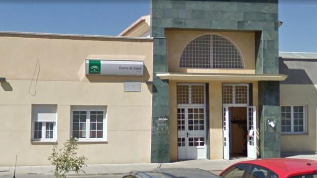 El centro de salud de Durcal donde fue trasladada la joven