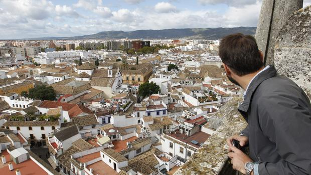 Visión general del entorno de la Mezquita-Catedral de Córdoba