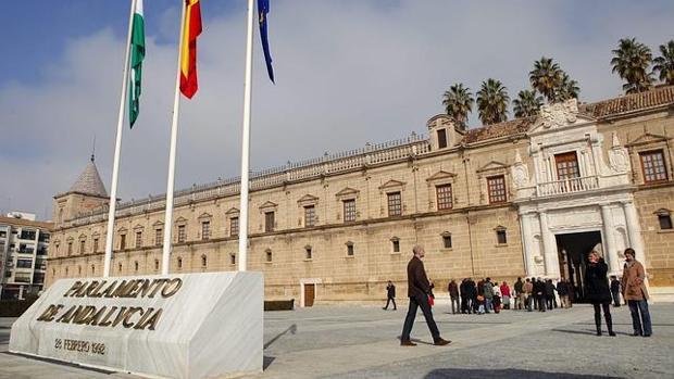 El Parlamento de Andalucía
