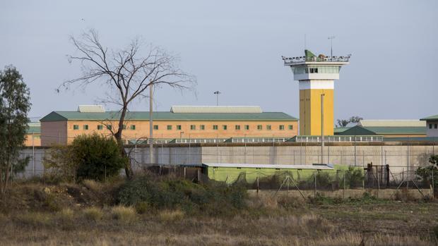 La prisión de Huelva