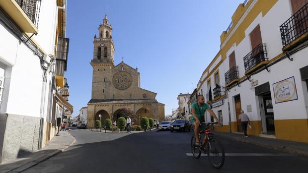 La intervención llegará hasta la iglesia de San Lorenzo