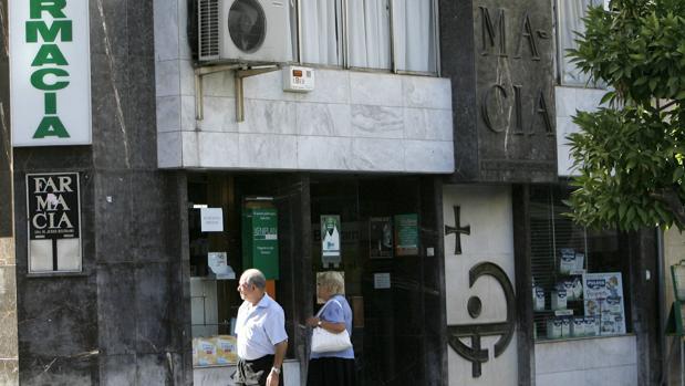 Farmacia de la Plaza de las Tendillas de Córdoba