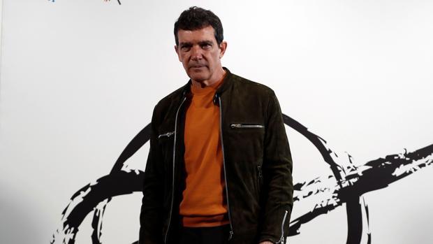 Antonio Banderas está centrado en nuevos rodajes