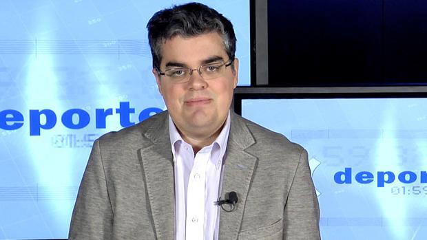 El periodista deportivo Vicente Azpitarte encabezará la lista del PP al Senado por Granada.