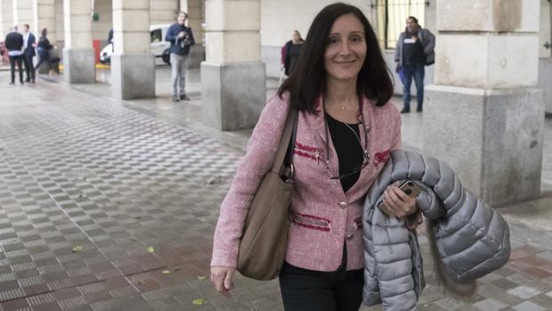 La juez instructora del caso ERE María Núñez Bolaños