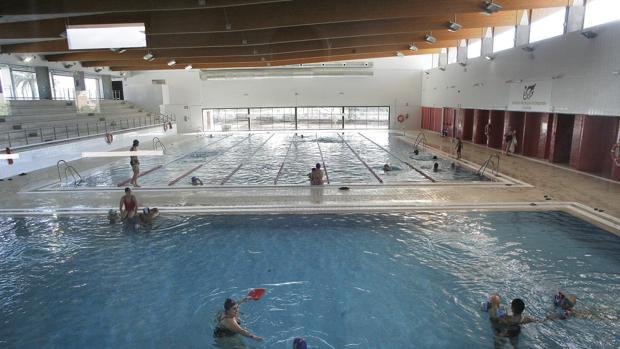 Instalaciones deportivas en Poniente