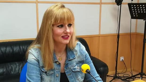 María Cantos, candidata de Ciudadanos a la alcaldía de Jaén