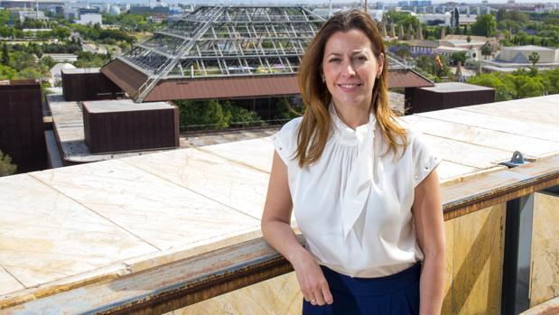María Pérez Naranjo, directora general de Transformación digital