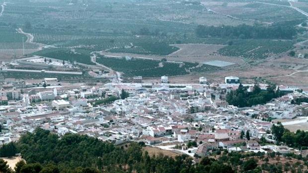 La agresión ocurrió en un polígono industrial de Pizarra