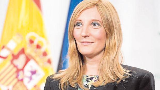 Ana Vielba, secretaria general de Administración Pública de la Junta de Andalucía