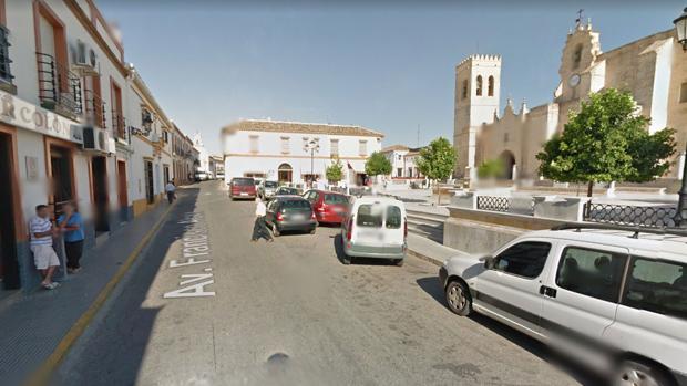 Villalba del Alcor, localidad donde han ocurrido los hechos