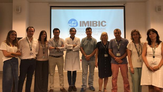 Presentación del programa IMIBIC