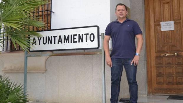 Jorge Sánchez, primer edil de Cúllar de Vega