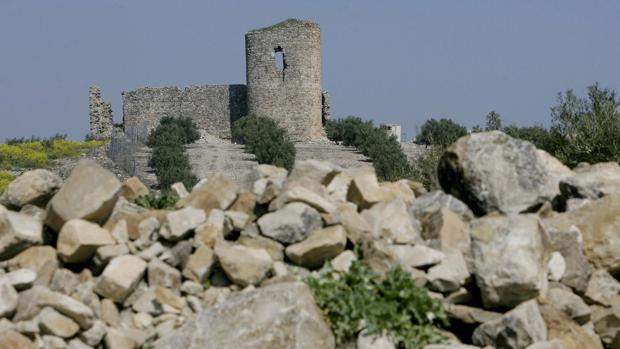 Castillo de Castro El Viejo, en Torreparedones