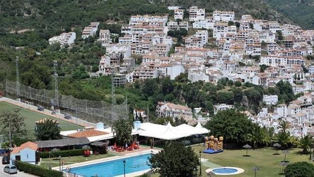 Ojén en Málaga es el municipio donde más comprán los solteros