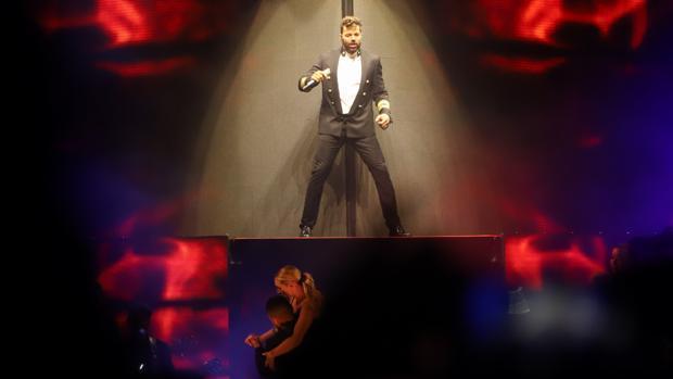 Concierto de Ricky Martin en Córdoba en 2018