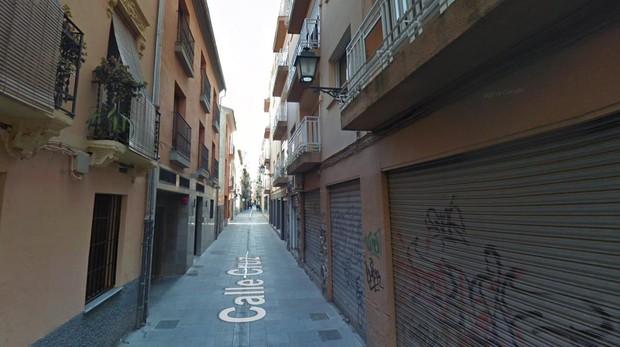 La agresión sexual se ha producido en una céntrica calle de Granada