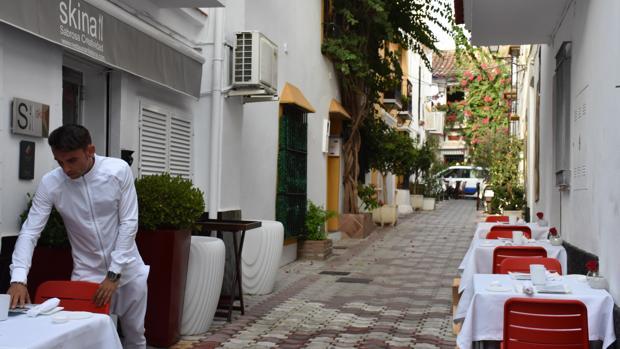Restaurante Skina en Marbella
