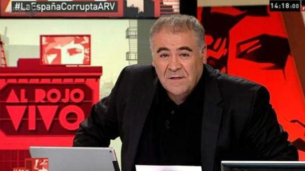 García Ferreras carga en La Sexta contra Moreno y Bendodo por ...