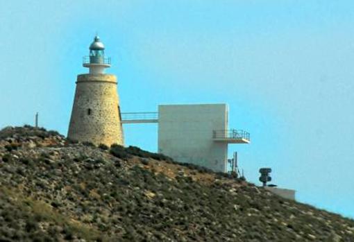 Faro de Castell de Ferro