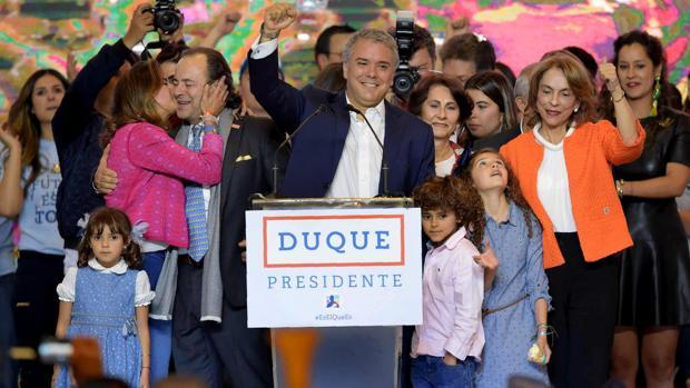 El nuevo presidente de Colombia, Ivan Duque, deberá tomar cartas en el asunto del galeón