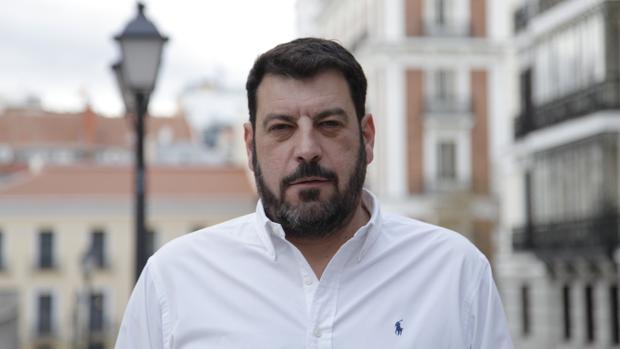 Santiago Díaz Cortes, autor de «Talión»