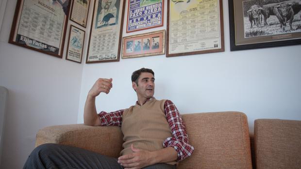 Jesulin de Ubrique antes de su reaparición por un día en Cuenca