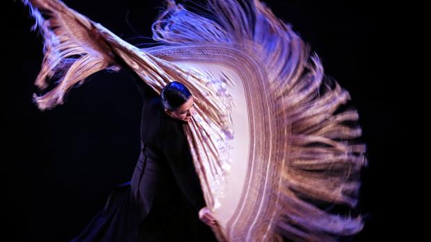 La bailaora Eva Yerbabuena, en una imagen de archivo