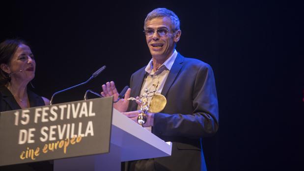 El director francotunecino Abdellatif Kechiche recibe el Giraldillo de Honor