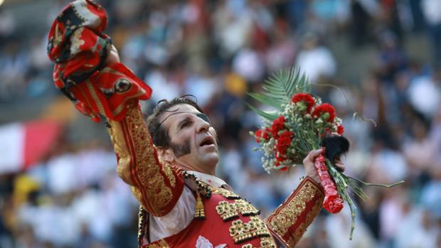 Juan José Padilla, triunfal en Acho